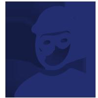 APM-Image-Einbruchmeldeanlagen-Animation-Sicherheitstechnik-blue